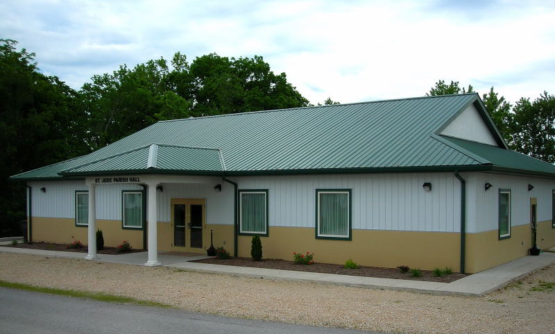 St. Jude Parish Hall